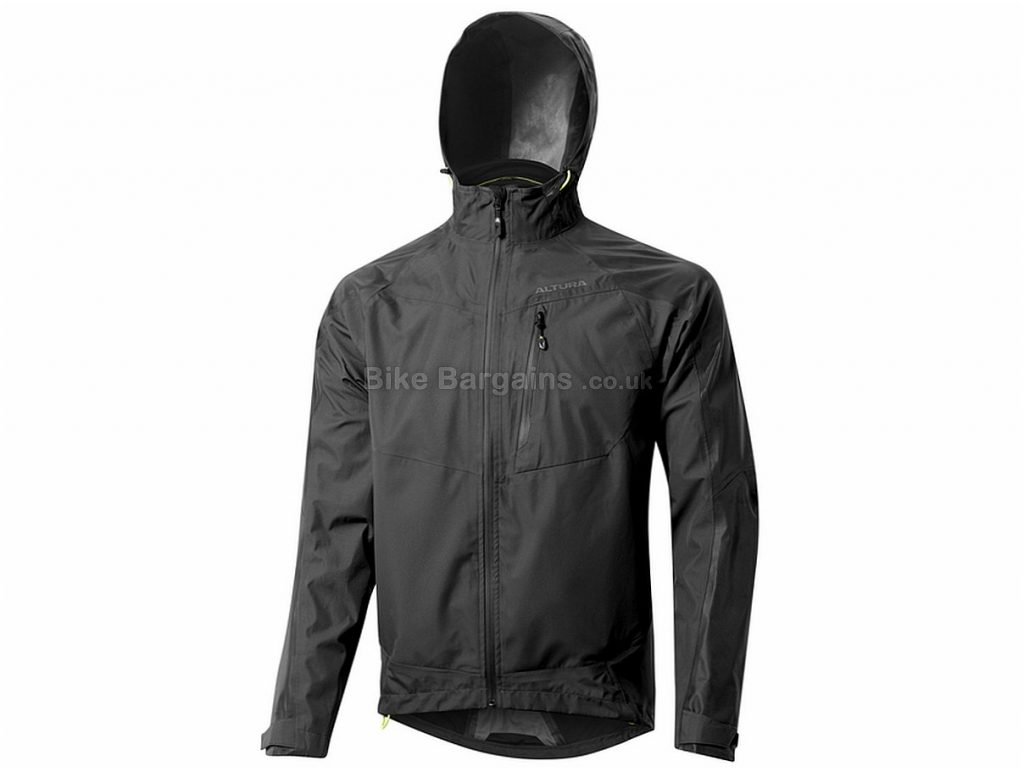 Altura Urban X Waterproof Jacket M, Grey, Long Sleeve