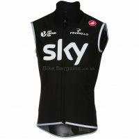 Castelli Team Sky Perfetto Gilet 2018