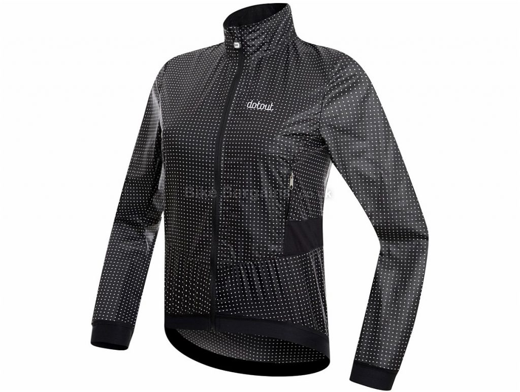 Dotout Ladies Tempo Pack Jacket 2017 XL,XXL, White - XS,S,M,L, Black cost extra, Long Sleeve