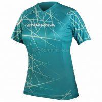 Endura Ladies Singletrack Short Sleeve T-Shirt 2015