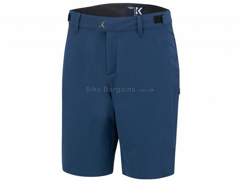 Kalf Terra Ladies Baggy Shorts XS,S,M,XL, Green