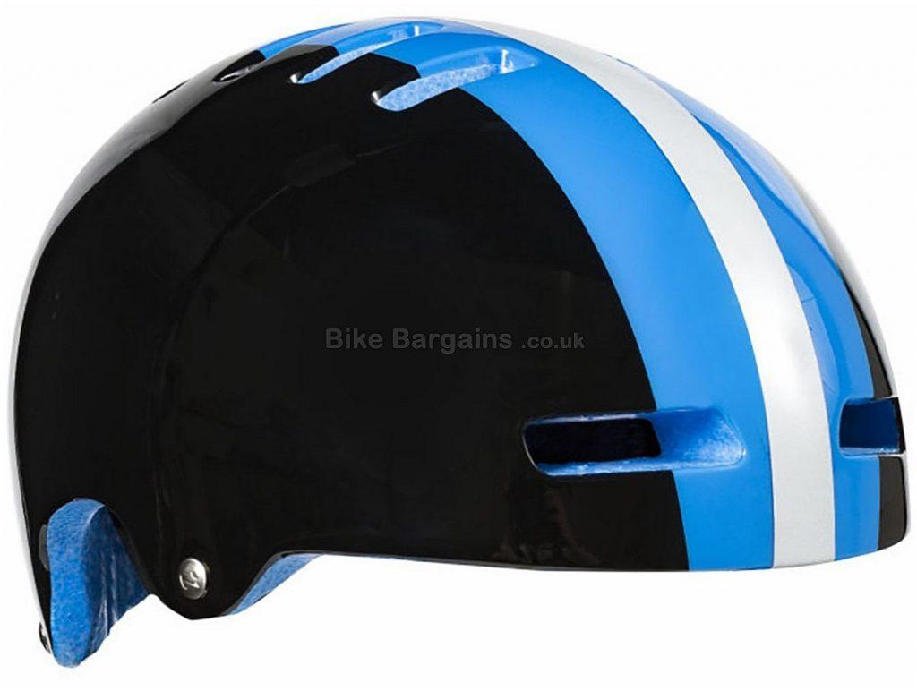 Lazer Armor Helmet 2018 S, Black, Blue, White, 16 vents, 275g