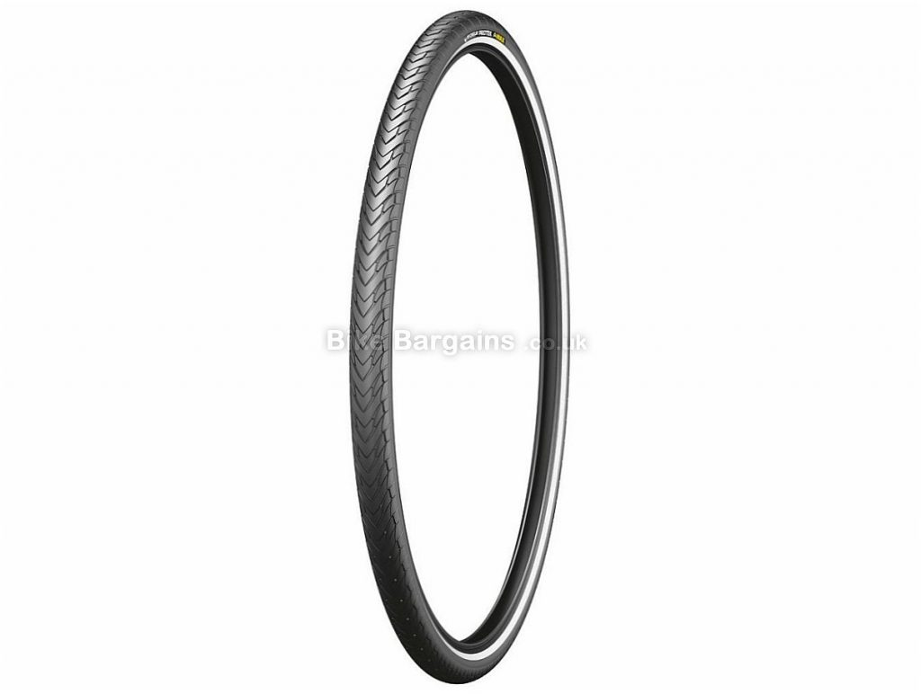 Michelin Protek Max City Tyre 700c, 35c, Black, 750g, Wire