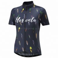 Morvelo Ladies Plume Short Sleeve Jersey 2018