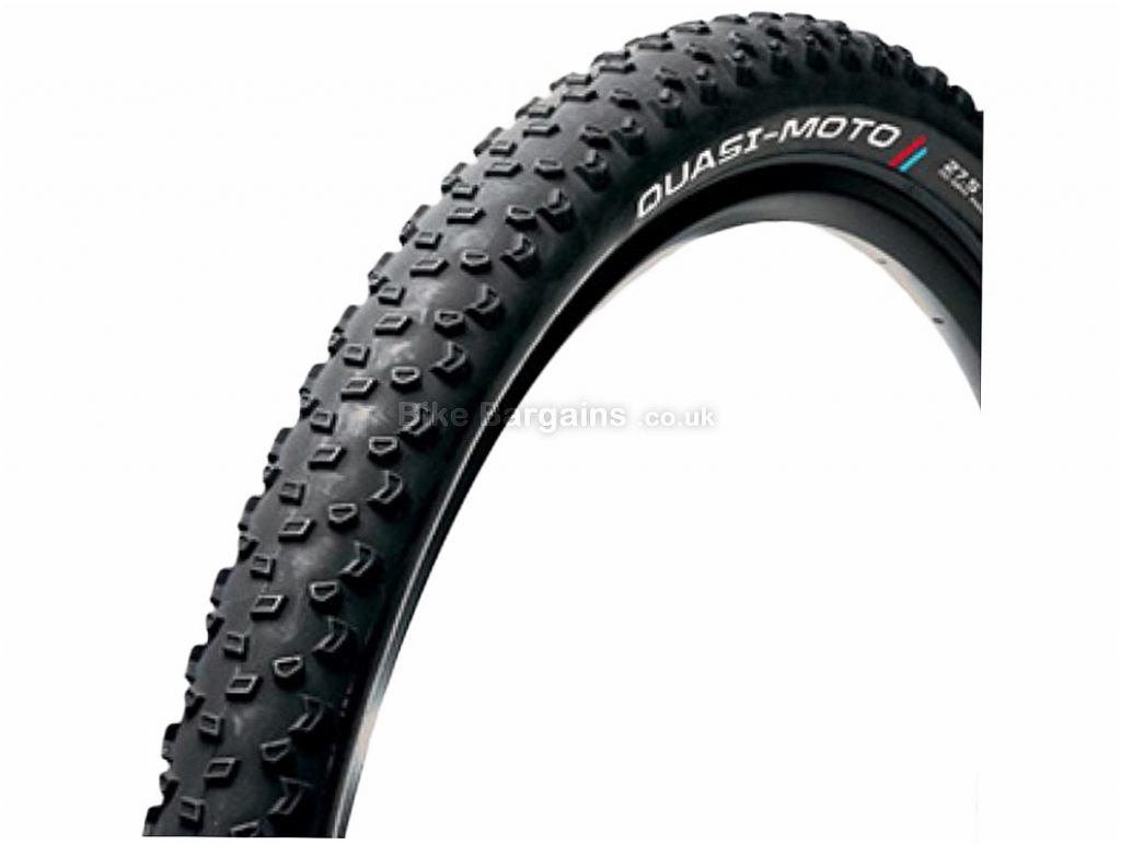 "Panaracer Quasi Moto Folding MTB Tyre 27.5"", 2.0"", Black, Folding"