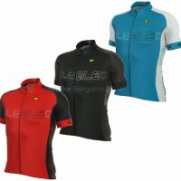 Ale Solid Block Short Sleeve Jersey 2018