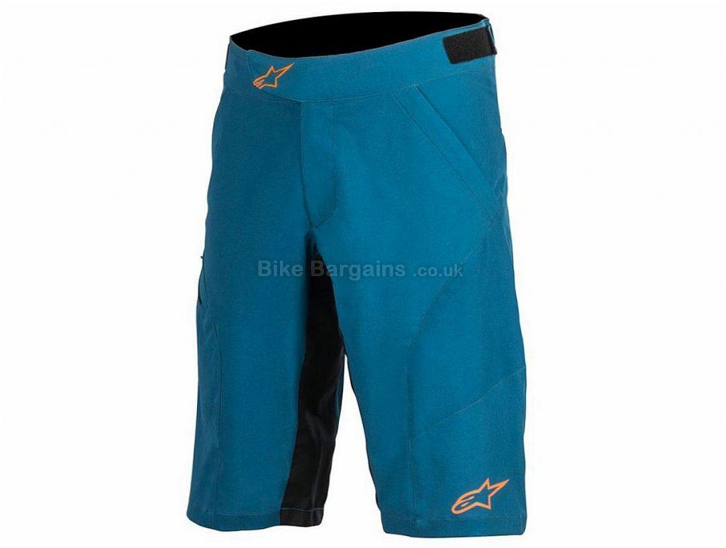 """Alpinestars Hyperlight 2 MTB Shorts 2016 28"""", Blue"""