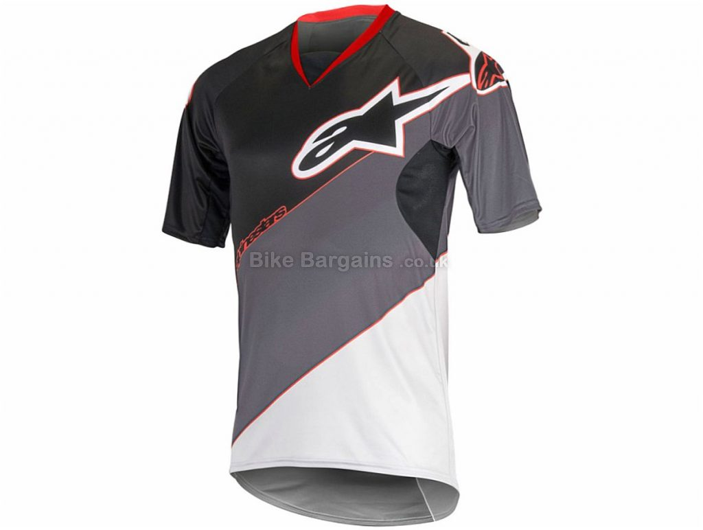 Alpinestars Vector Short Sleeve Jersey was sold for £18! (XL 45d2fce93