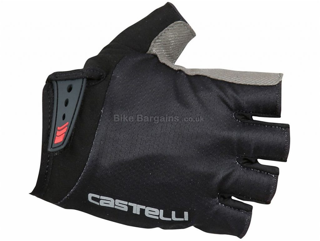 Castelli Entrata Road Mitts S, Blue, Mitts