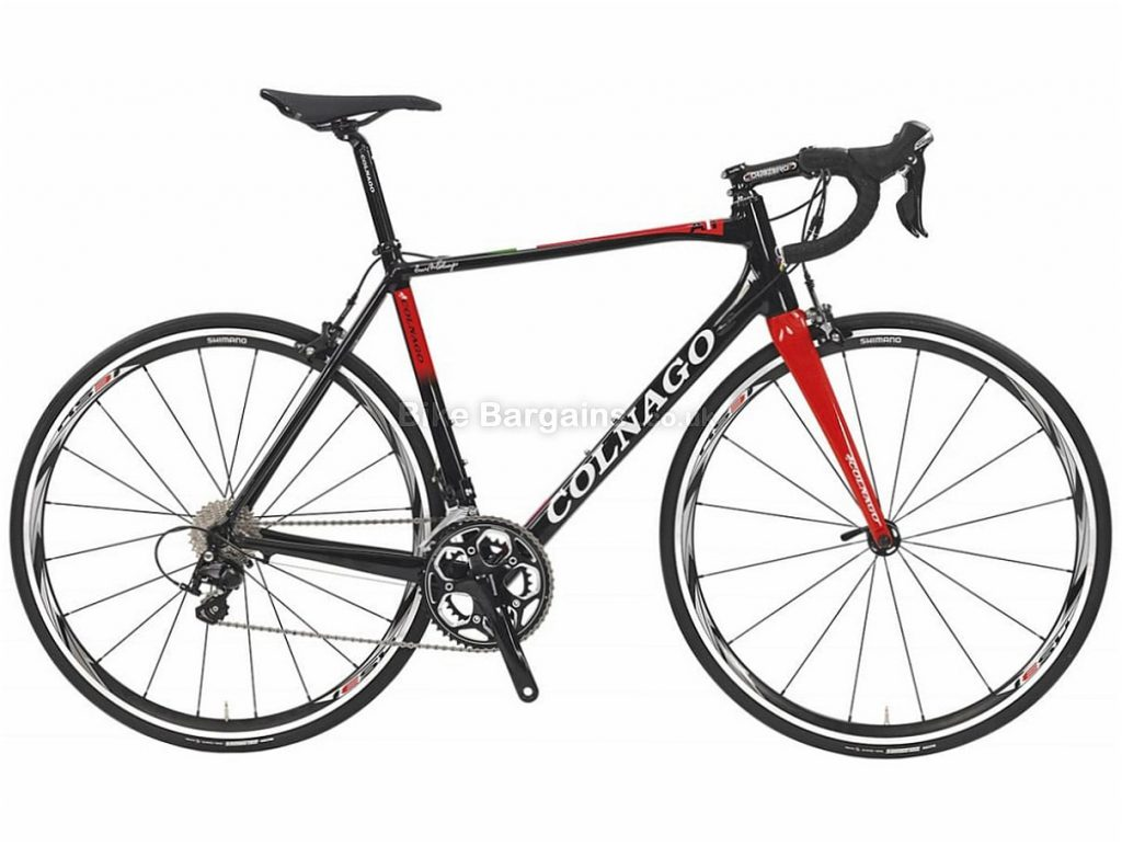 Colnago A1R 105 Alloy Road Bike 2018 43cm, Black, Red, White, Alloy, 11 speed, Calipers, 700c