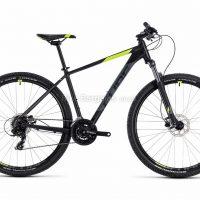 Cube Aim Pro 29″ Alloy Hardtail Mountain Bike 2018