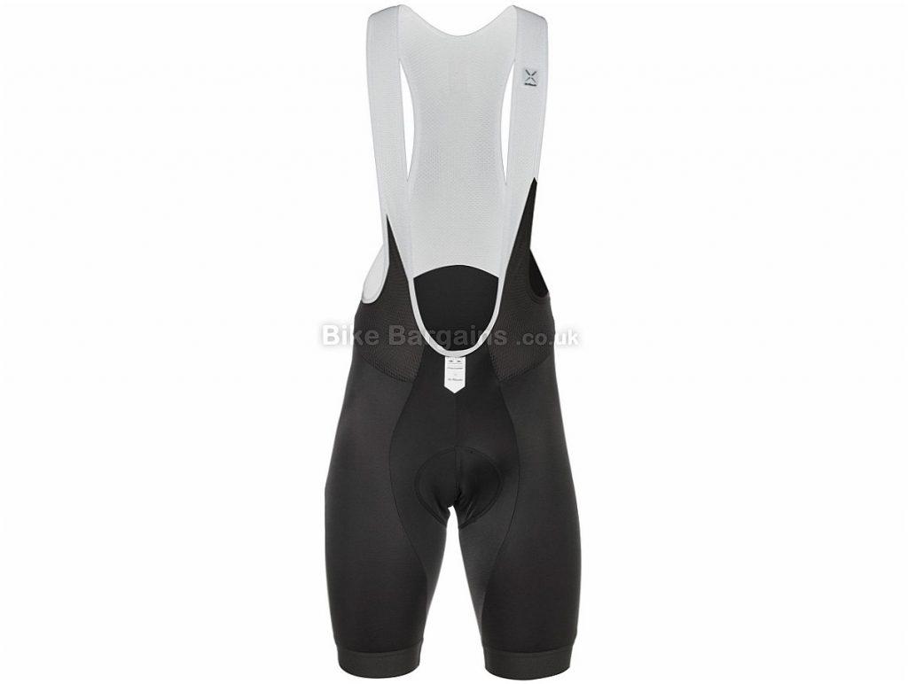 De Marchi Damasco Bib Shorts XL, Black, White
