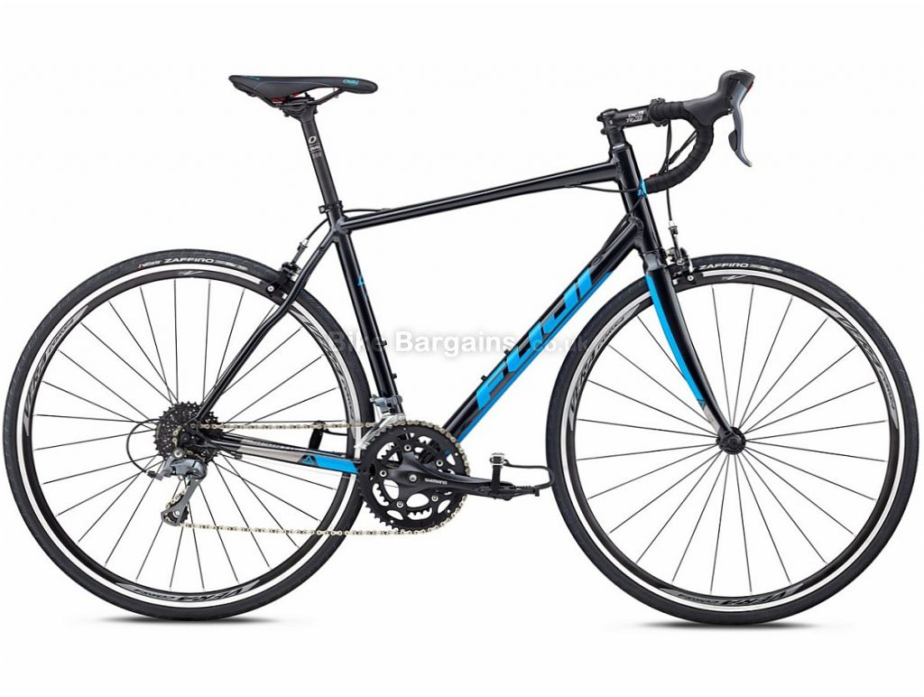 Fuji Sportif 2.3 Claris Alloy Road Bike 2018 49cm, Grey, Alloy, Calipers, 8 speed, 700c, 10.41kg