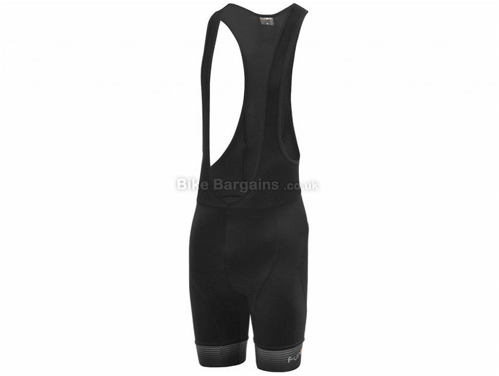 Funkier Pro Bib Shorts S, Black