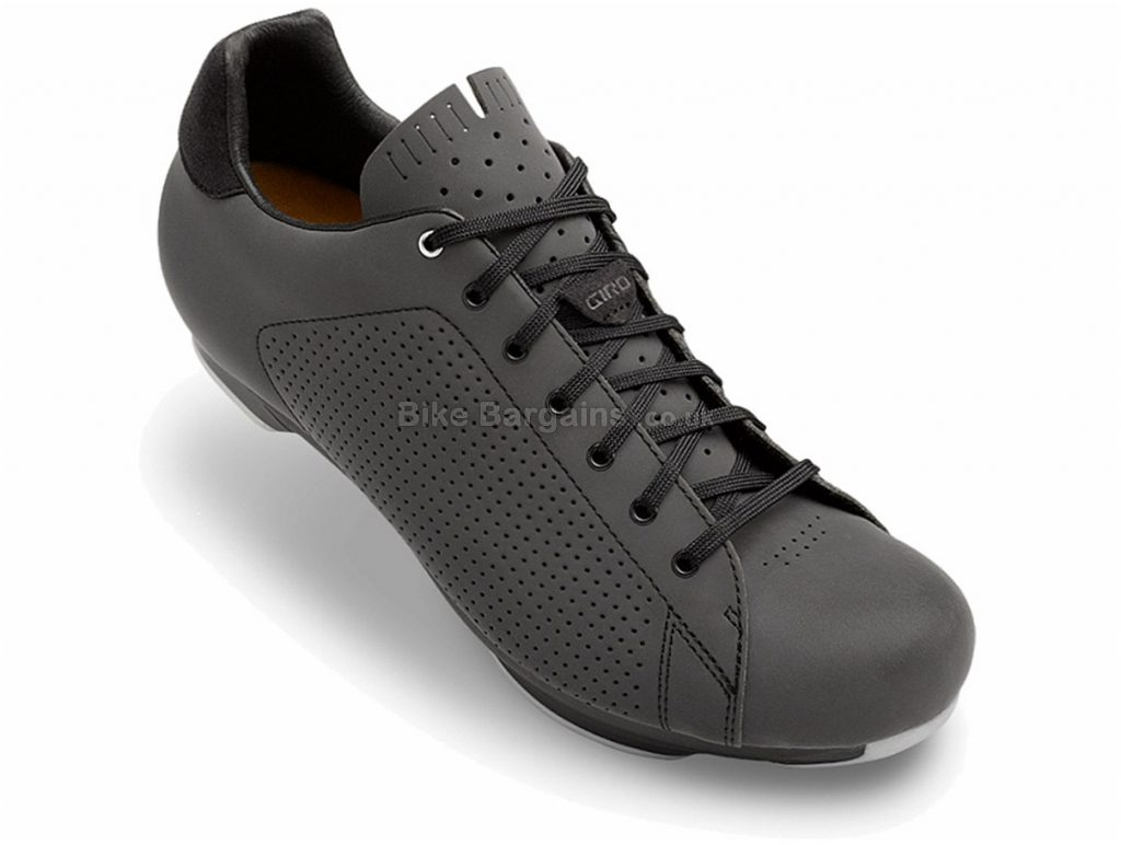 Giro Republic LX Road Shoe 45, Grey, Brown