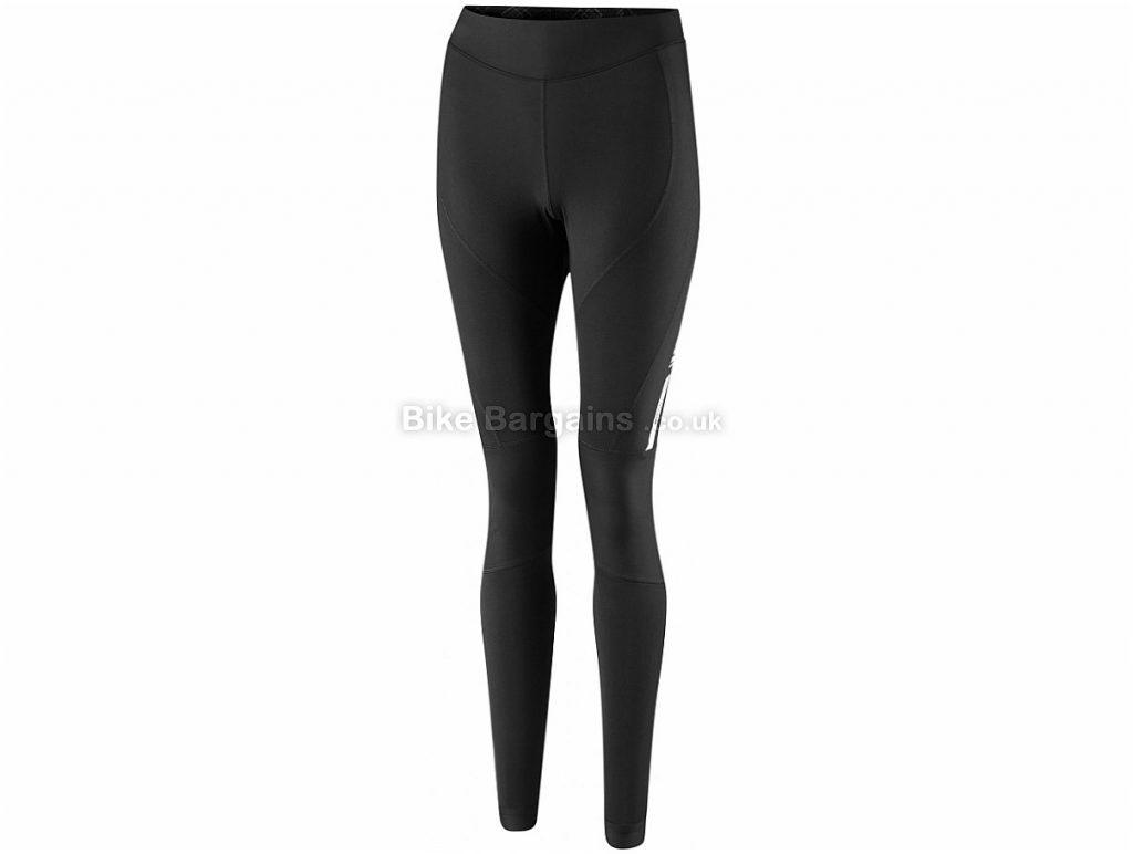 Madison Sportive Oslo Dwr Ladies Tights 2018 8,10,12, Black, unpadded, full length