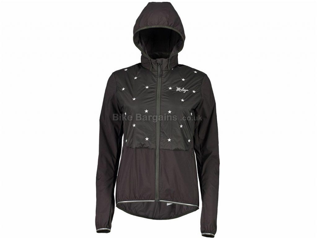 Maloja Ladies TulaM Superlight WB Jacket XS, Black