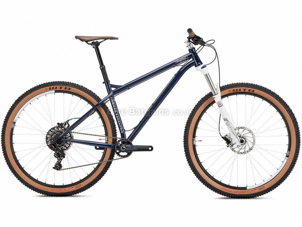 "NS Bikes Eccentric Cromo 29"" NX Steel Hardtail Mountain Bike 2018 17"", Blue, Steel, 29"", 11 Speed, 13.9kg"