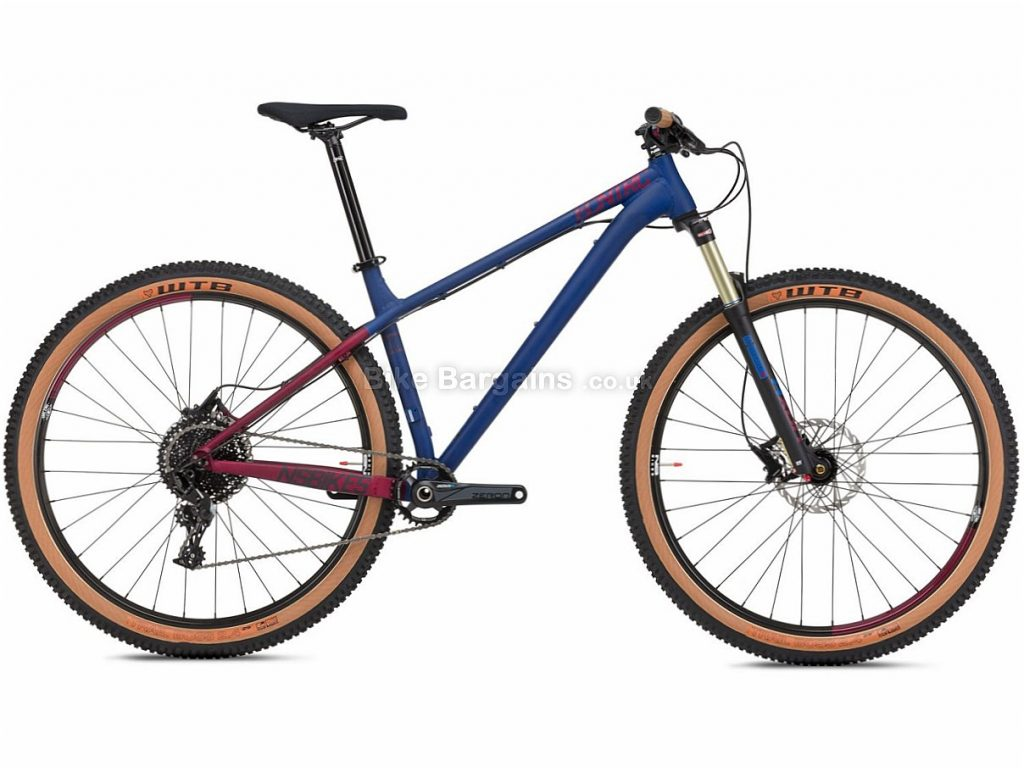 "NS Bikes Eccentric Lite 1 29"" NX Alloy Hardtail Mountain Bike 2018 17"", Purple, Pink, Alloy, 29"", 11 Speed, 13.9kg"
