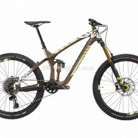 NS Bikes Snabb 160 C1 27.5″ X01 Eagle Carbon Full Suspension Mountain Bike 2018
