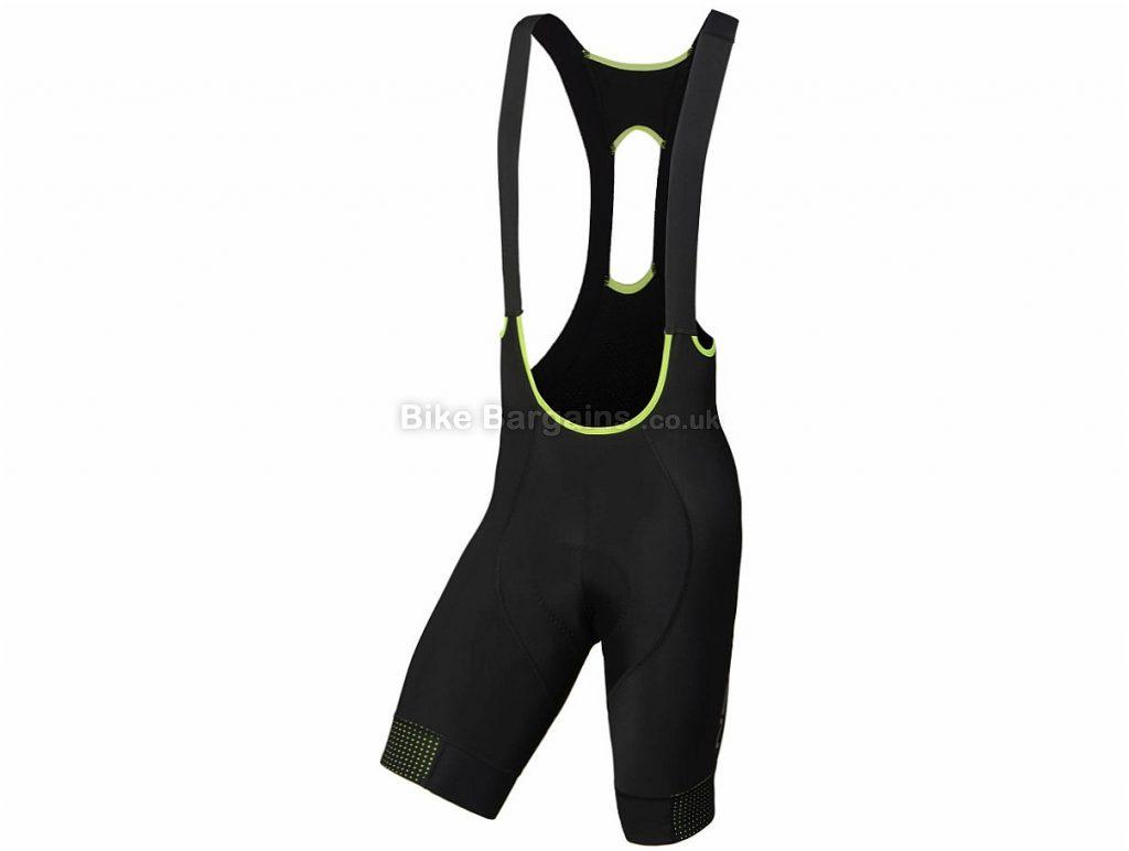 Nalini Ventoux Bib Shorts XL, Black, Yellow