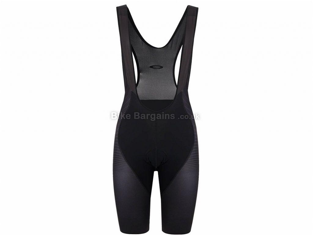 Oakley Premium Branded Bib Shorts XXL, Black