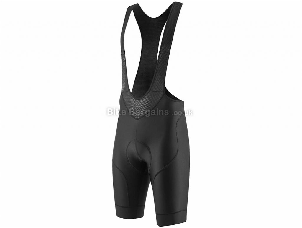 PBK Altitude Bib Shorts XL,XXL, Black