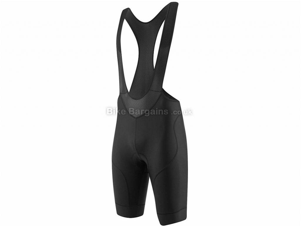PBK Ladies Altitude Bib Shorts L,XL, Black
