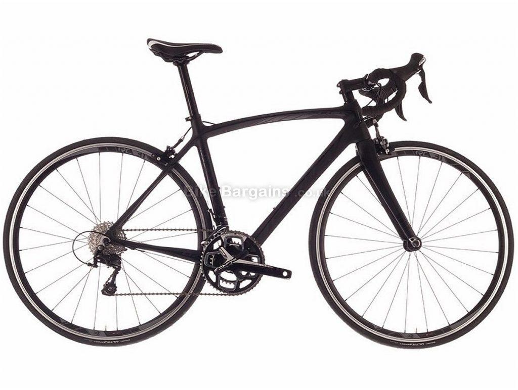 Ridley Liz C 105 Mix Ladies Carbon Road Bike 2017 S, Black, Carbon, Calipers, 11 speed, 700c