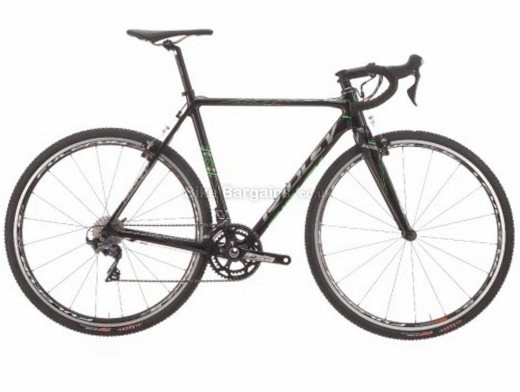 Ridley X-Night Ultegra Mix Carbon Cyclocross Bike 2017 52cm, Black, Carbon, 700c, 22 speed, Caliper
