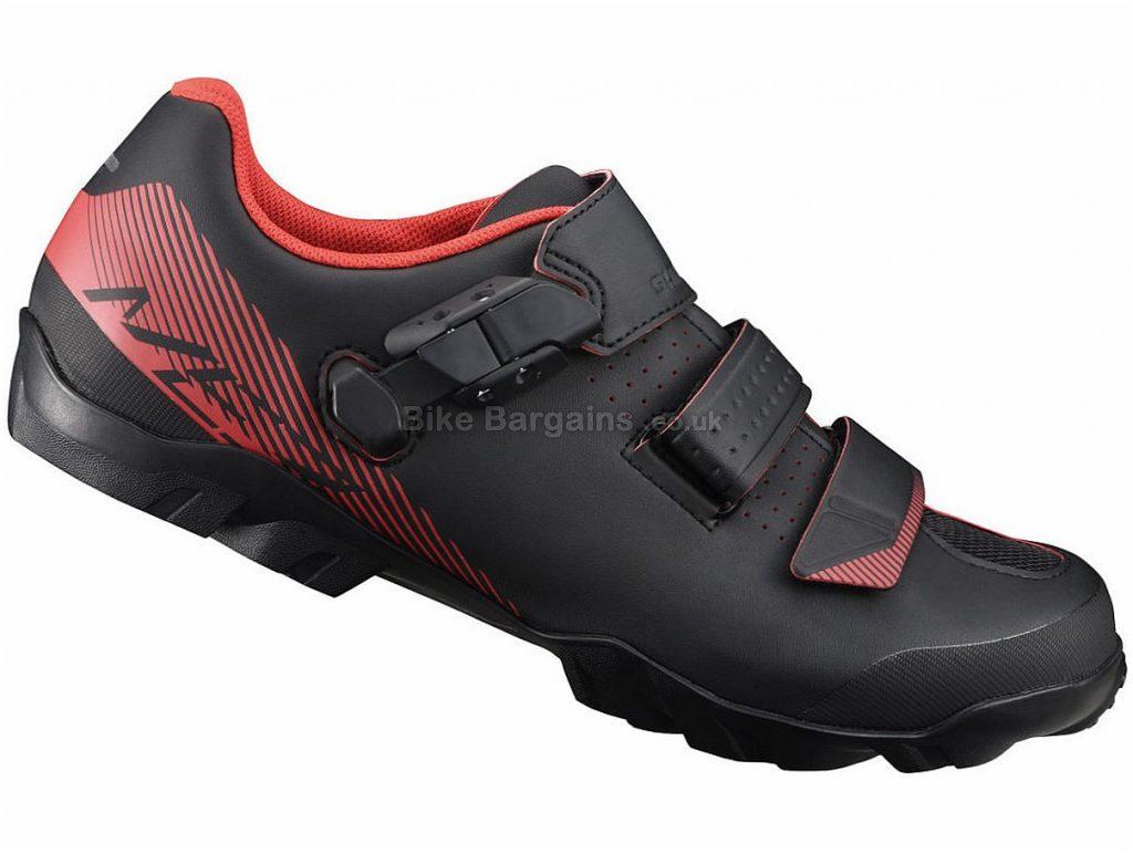 Shimano ME3 SPD MTB Shoes 2018 41, Black, Orange