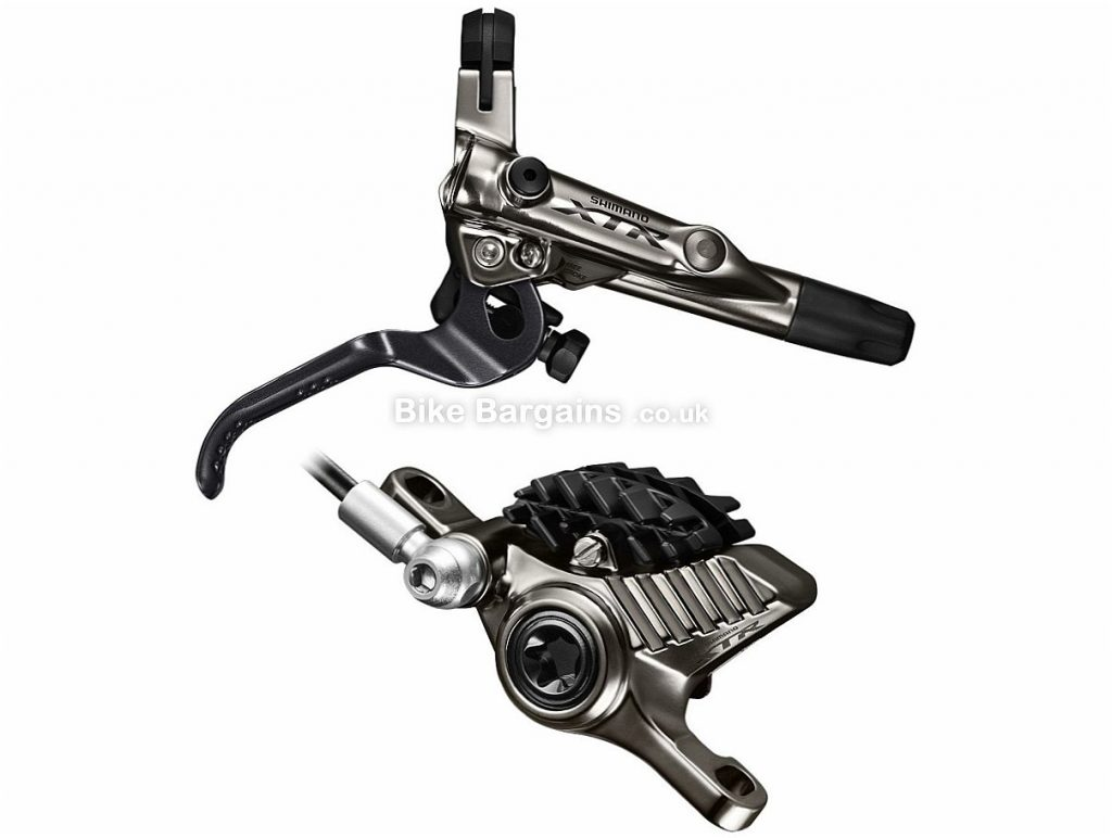 Shimano XTR M9020 Trail MTB Disc Brake Black, Left Hand, Front