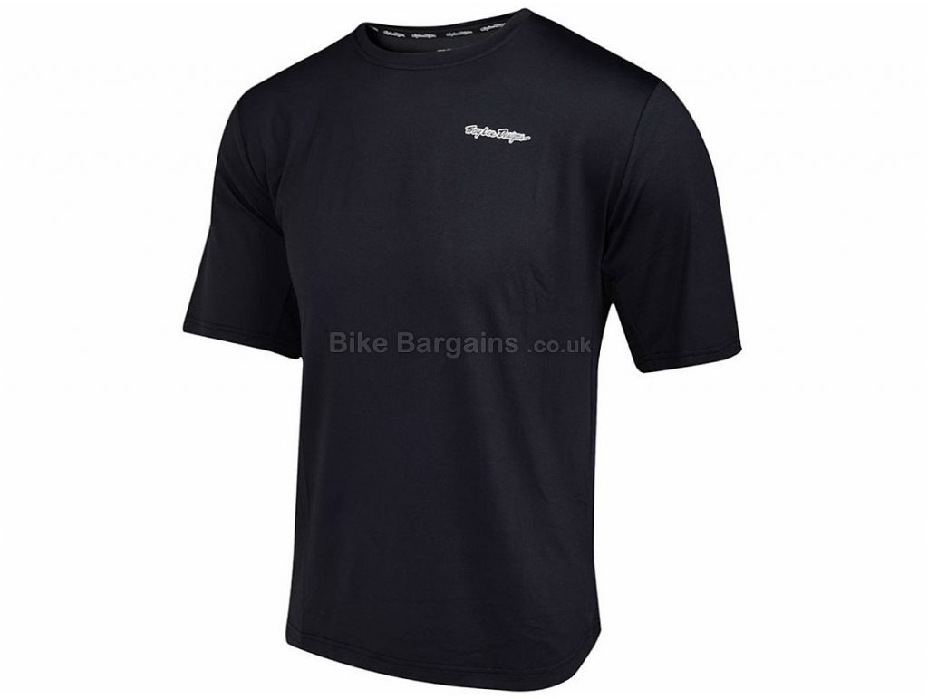 Troy Lee Designs Compound Short Sleeve Jersey S, Grey