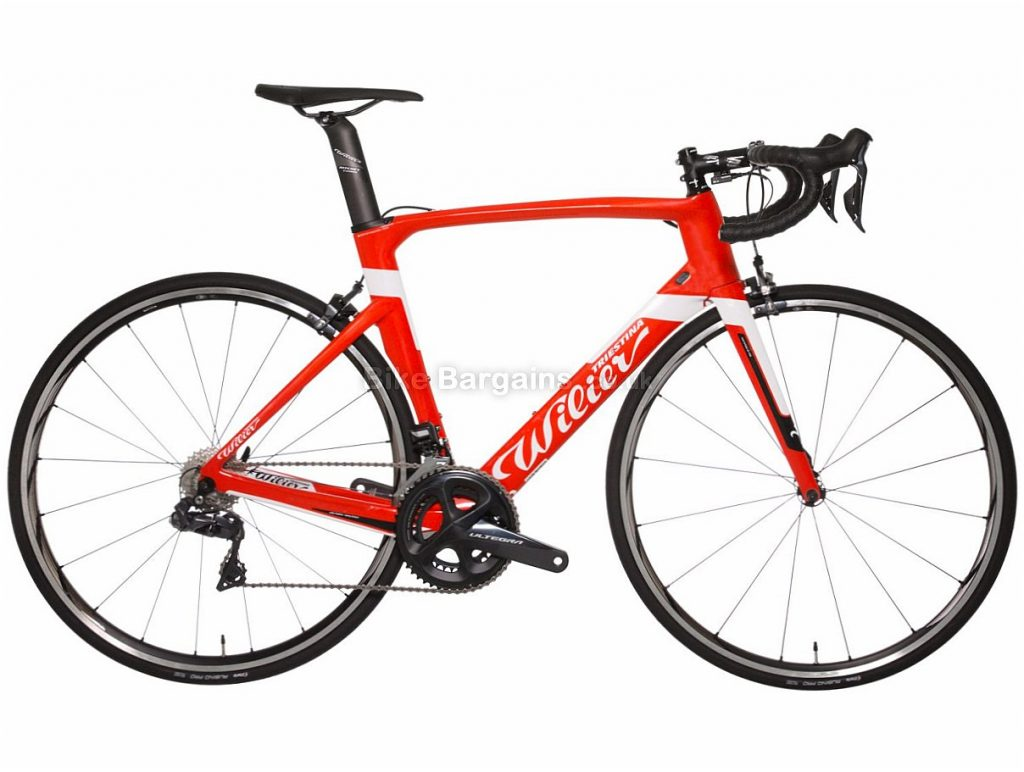 Wilier Cento1 Air Ultegra Di2 Carbon Road Bike 2018 48cm,50cm,52cm,54cm, Blue, Red, White, Carbon, Calipers, 11 speed, 700c