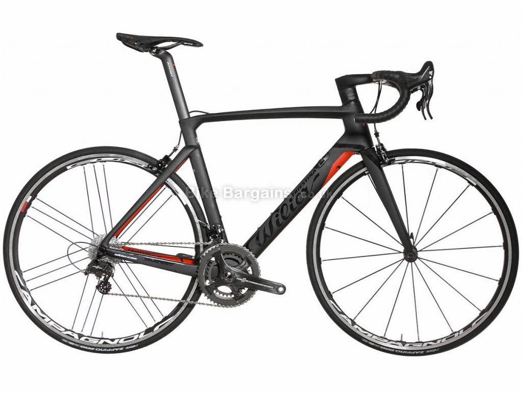 Wilier Cento10 Air Chorus Carbon Road Bike 2018 50cm, Black, Red, Carbon, Calipers, 11 speed, 700c, 7.85kg