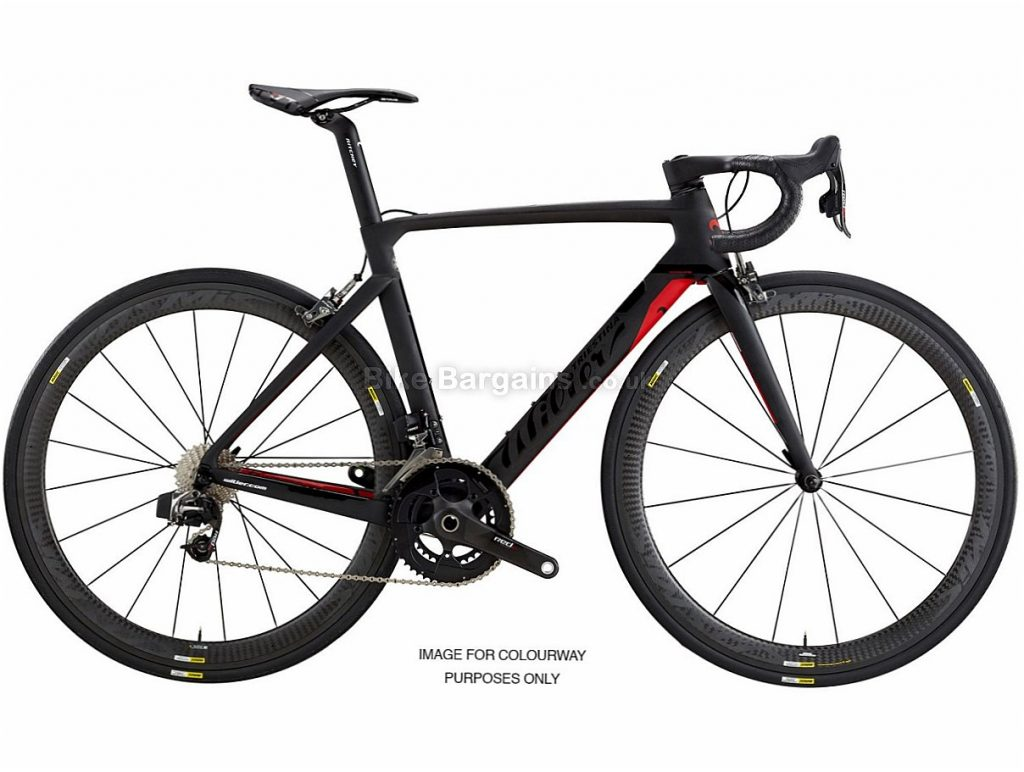 Wilier Cento10 Air Dura Ace Carbon Road Bike 2018 XL, Red, Carbon, Calipers, 11 speed, 700c, 7.4kg