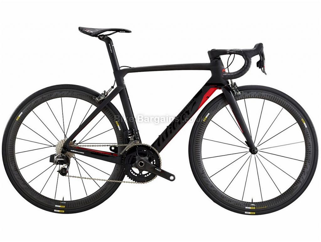 Wilier Cento10 Air Red ETAP Carbon Road Bike 2018 54cm, Grey, Red, Carbon, Calipers, 11 speed, 700c, 7.1kg