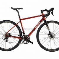 Wilier Jaroon 105 Disc Adventure Steel Road Bike 2018