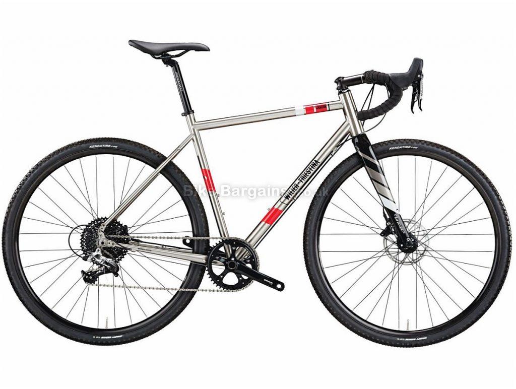 Wilier Jaroon Rival Disc Adventure Steel Road Bike 2018 45cm,51cm,53cm, Red, Steel, Disc, 11 speed, 700c, 10.5kg