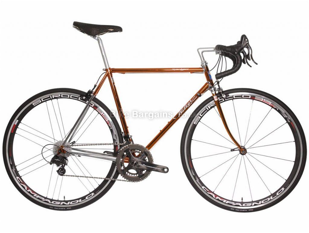 Wilier Superleggera SL Chorus Carbon Road Bike 2018 52cm, Brown, Carbon, Calipers, 11 speed, 700c, 8.9kg