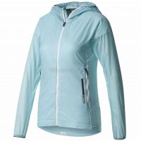 Adidas Ladies Agravic Alpha Hooded Shield Jacket 2017