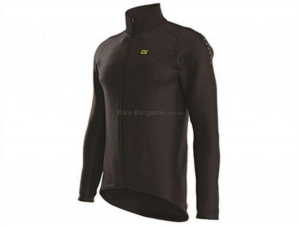 Ale Klimatik K-Stopper Jacket 2017 XXL, Black, Long Sleeve