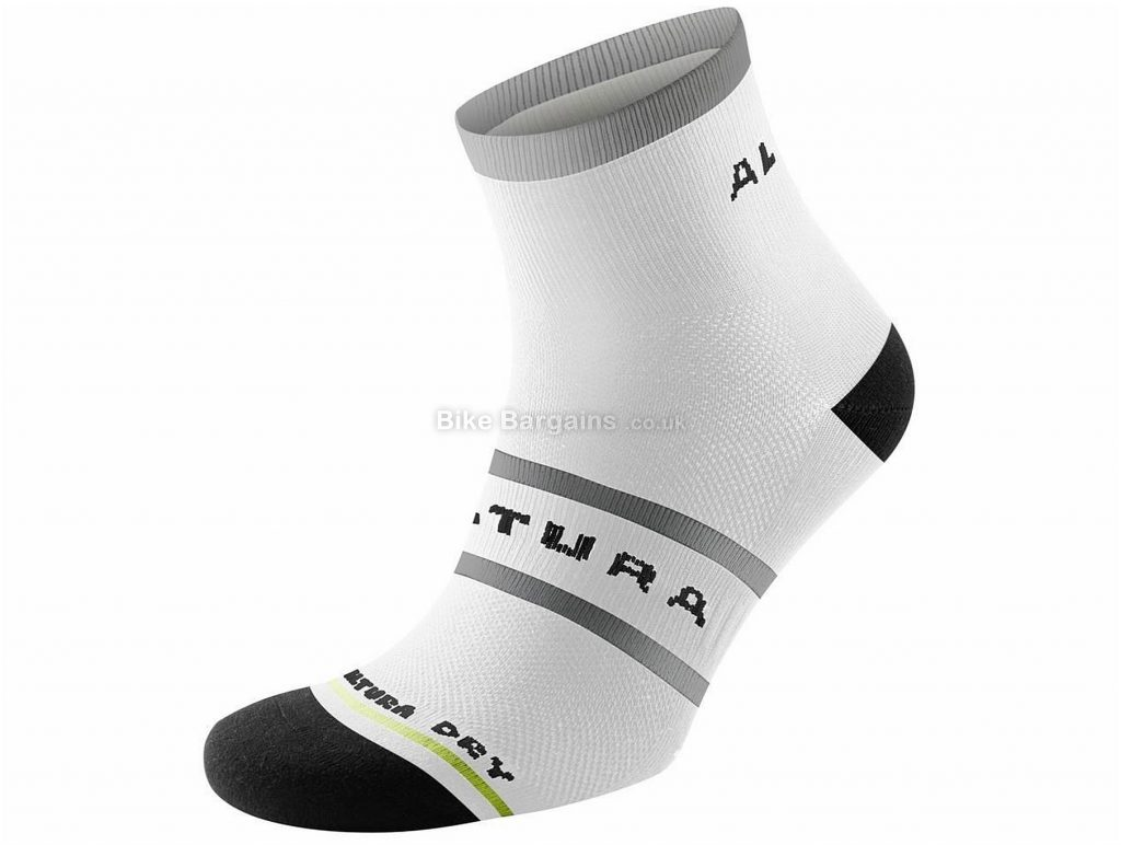 Altura Dry Cycling Socks 2017 S, White