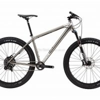 Charge Cooker 5 27.5+ Titanium Hardtail Mountain Bike 2017
