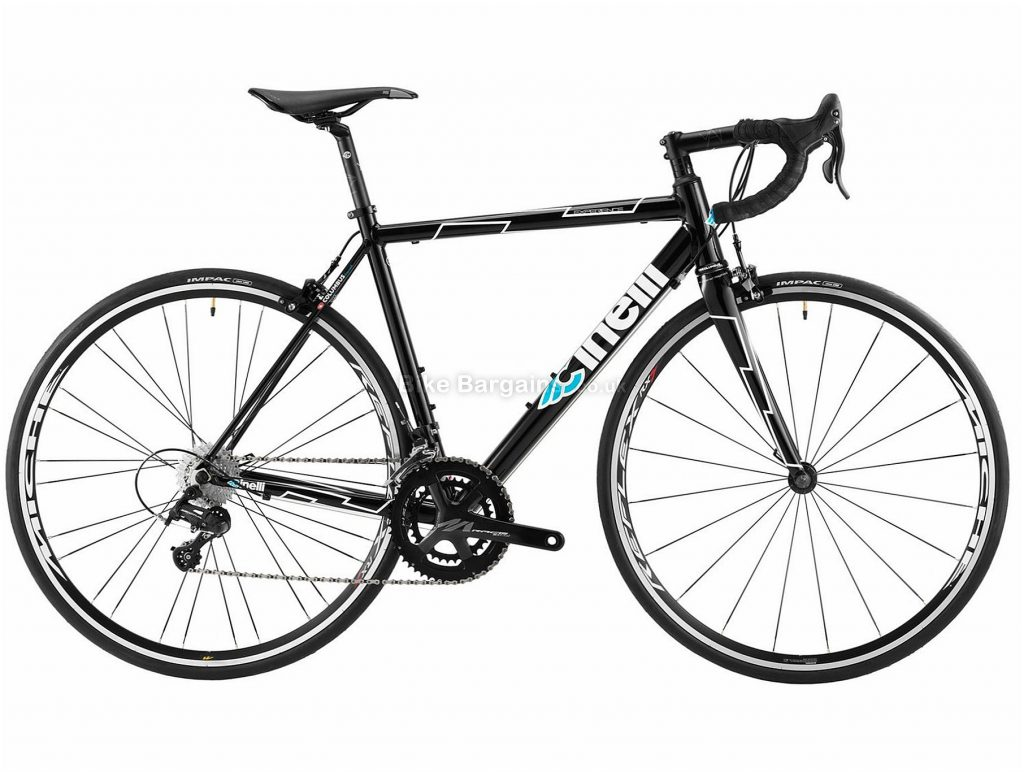 Cinelli Experience Alloy Road Bike 2018 XXS,XS,S, Grey, Alloy, 700c, 22 Speed, Calipers