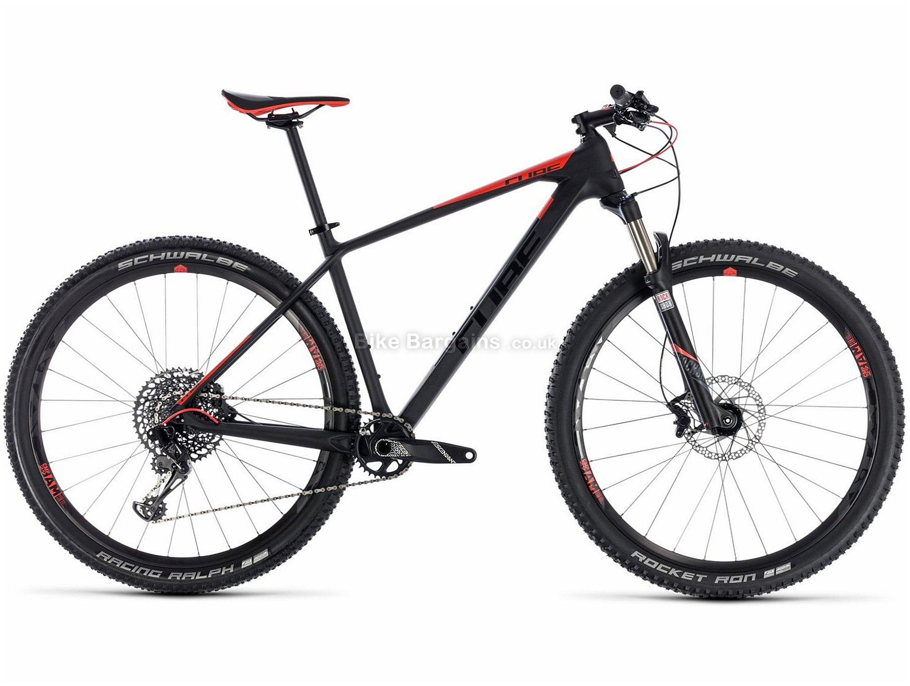 Cube Reaction C 62 Pro 29 Quot Carbon Hardtail Mountain Bike