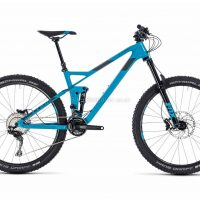Cube Stereo 140 HPC Race 27.5″ Carbon Full Suspension Mountain Bike 2018