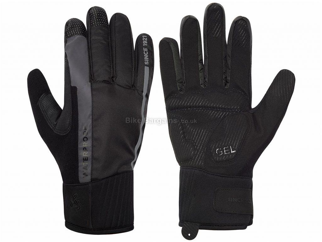 FWE Coldharbour 2.0 Waterproof Full Finger Gloves Black, XXL, Full Finger