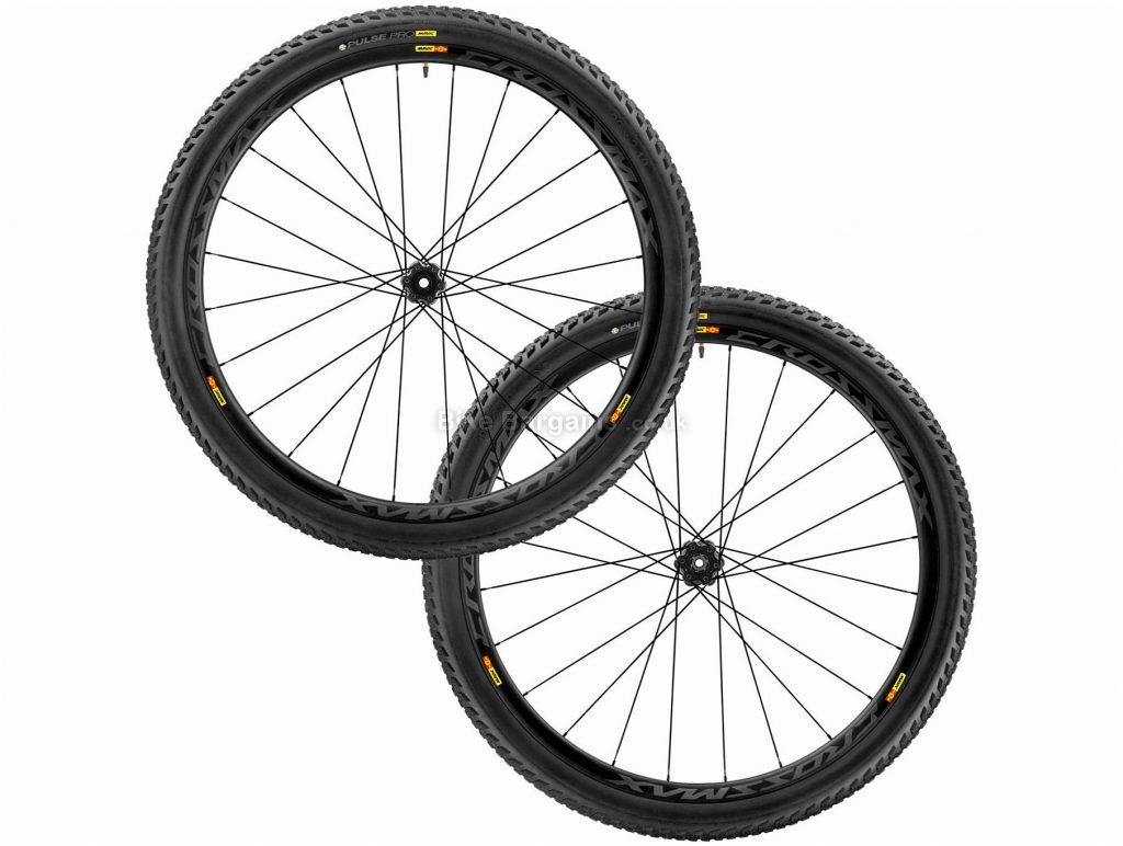 "Mavic Crossmax Pro Carbon MTB Wheels 27.5"", Grey, 2.1"", 2.25"", 10, 11 speed, front and rear, 1.47kg"