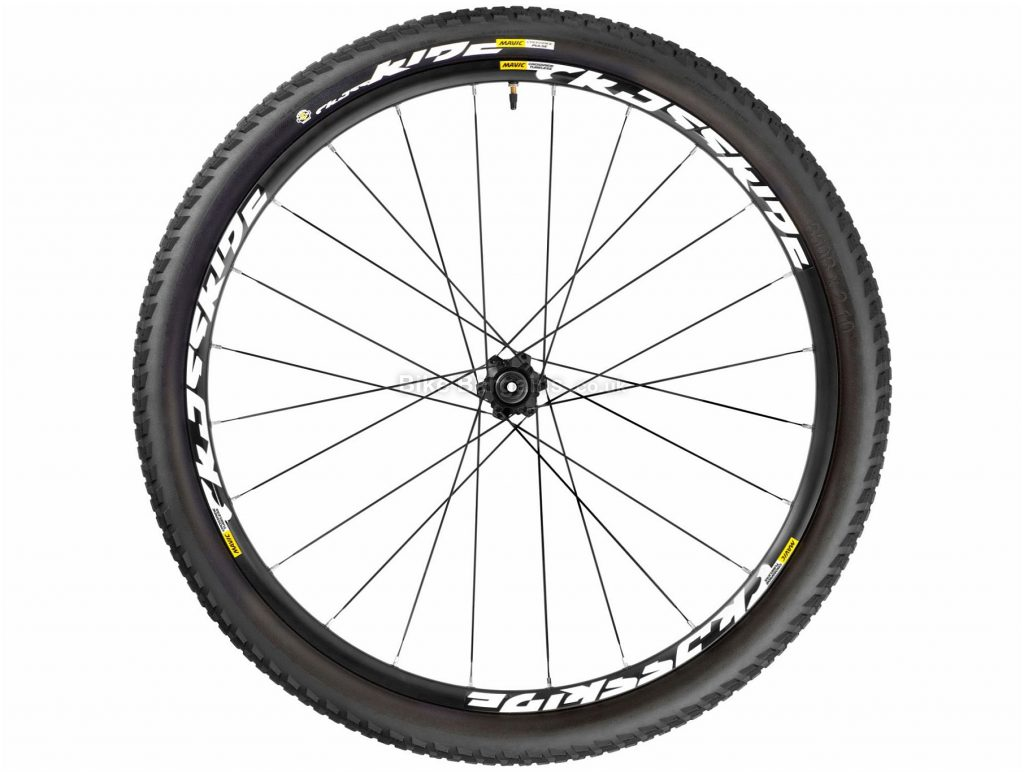 "Mavic Crossride Tubeless WTS Pulse Rear MTB Wheel 2017 27.5"", Black, Rear, 6 Bolt, 2.1"", 995g"